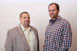 Jason Brunt, CEO, and Rick Carpenter, CTO, e3 Technical Solutions